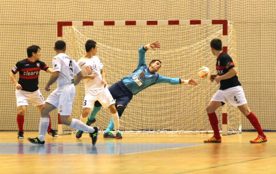 Czas na pierwszy sparing Piasta (Futsal)